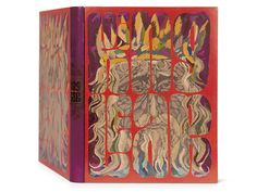 The work of bookbinder Philip Smith-- King Lear