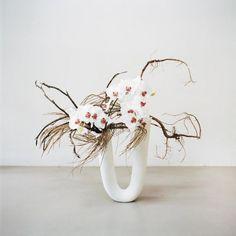 cool modern floral a