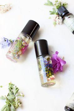 DIY Perfume Roll-On