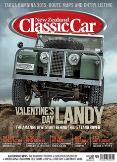 Valentine's Day Landy: scarfies' Land Rover restored to former glory — The Motorhood