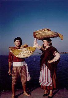 Trajes de Portugal: Pescadores da Murtosa – Beira litoral