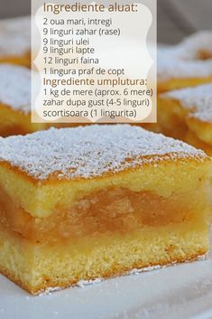 Sweet Recipes, Cake Recipes, Dessert Recipes, Homemade Cakes, Nutella, Deserts, Easy Meals, Food And Drink, Cooking Recipes