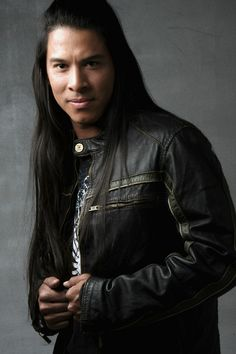 African American Native American Mix | Native Model Gilbert G.