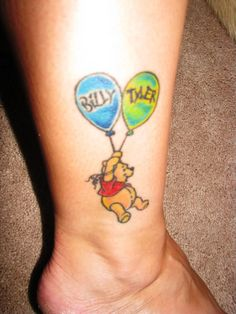 I could see this on me with my kids' names in the balloons.