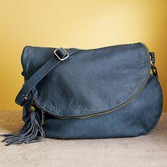 Sierra Leather Bag | Culture Vulture Direct