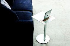 nomad side table #ipad