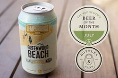 The Hop Review – Interviews & Beer Banter – BOTM: Temperance Beer Company Greenwood Beach Beer Of The Month, Bottle Shop, Beer Company, Travel Photography, Interview, Beach, The Beach, Beaches, Travel Photos