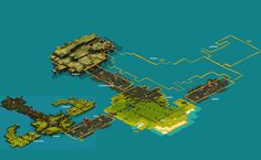 wakfu MMO: Brakmar world map by Sevpoolay.deviantart.com on @deviantART