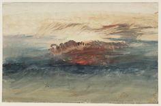 Sunset c. 1820-30
