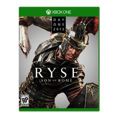 Ryse: Son of Rome Day One Edition – Xbox One ----- Video Games & Accessories Best Sellers New Releases 24 Hour Deals Buy Five Star Products With Up To Discount All Xbox One Games, Xbox One Video Games, Xbox 360 Games, Ryse Son Of Rome, Playstation, Xbox Console, Nerd Gifts, Games To Buy, Game Sales