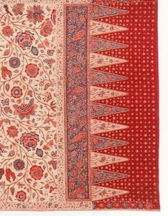 style court: indienne paisley