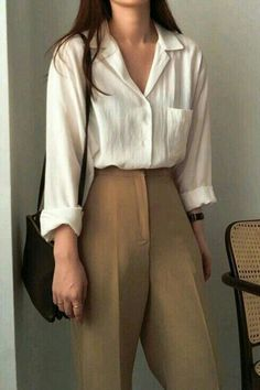 Teen Fashion Outfits, Retro Outfits, Cute Casual Outfits, Look Fashion, Stylish Outfits, Vintage Outfits, Fashion Pants, Fall Fashion, Fashion Trends
