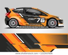 Find Rally Car Wrap Livery Design Eps stock images in HD and millions of other royalty-free stock photos, illustrations and vectors in the Shutterstock collection. Thousands of new, high-quality pictures added every day. Car Stickers, Car Decals, Rc Car Bodies, Vinyl Wrap Car, Car Paint Jobs, Honda Civic Type R, Car Brands, Car Painting, Rally Car