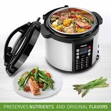 Nowadays most of the women to much use pressure cooker to easy their life. Use safely, Best electric pressure cooker safe your time and life. 10 Quart Pressure Cooker, Digital Pressure Cooker, Pressure Cooking, Electric Pressure Cooker Reviews, Countertop Water Filter, Meals, Recipes, Food, Crock Pot