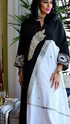 Arab Fashion, African Fashion, Womens Fashion, Kaftan Style, Caftan Dress, African Attire, African Dress, Modest Fashion Hijab, Fashion Dresses