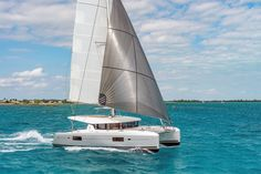 Sails for the Modern Cruising Multihull - Sail Magazine