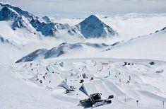 Immer mehr Skigebiete bieten einen eigenen Funpark an. Was steckt dahinter? Lesen Sie mehr auf mountain-talk.com!