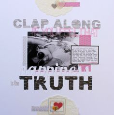 Clap along if you feel that happiness is the truth! - Segundo Reto Abril FSN