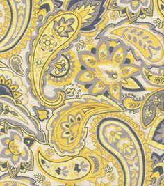 Keepsake Calico™ Cotton Fabric-Garden Floral Paisley