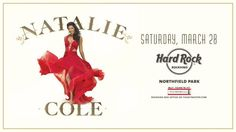 Want to win FRONT ROW tickets to see Natalie Cole at Hard Rock Rocksino Northfield Park? Click here http://bit.ly/183uRUh