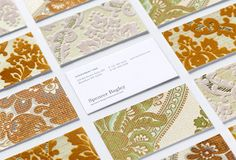 apartment one textured business card