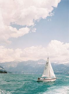 What a dream to have been raised by the sea. Someday I will be on a sailboat I can promise you that.