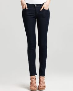 """Citizens of Humanity """"Avedon"""" Skinny Jeans in Divine Wash 