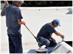 Proper set of procedures, defined methods should be utilized while using EPDM coatings for roof leaks. EPDM coatings are do-it-yourself product. Elastomeric Roof Coating, Liquid Roof, Epdm Roofing, Rubber Roofing, Roof Sealant, Types Of Roofing Materials, Commercial Roofing, Roofing Systems, Roofing Contractors