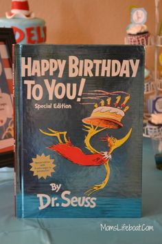 Dr Seuss Birthday Party Ideas -Decorations 10