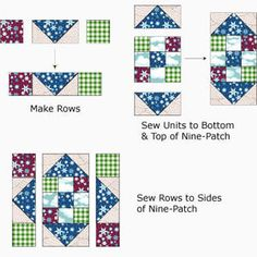 Your Step-by-Step Guide to Making Comforts of Home Quilt Blocks: Sew the Comforts of Home Quilt Block