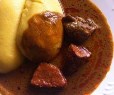 Sauce de ademe gombo cuisine togolaise cuisine - Specialite africaine cuisine ...