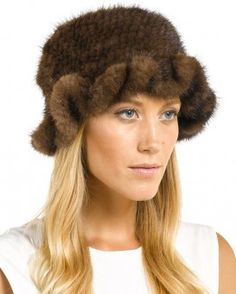 Beautiful Women s Winter Fur Hats 2e2c91482884