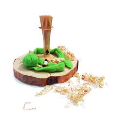 Duftbesen Zirbenbesen Zirben Holz Duftset Geschenkidee Massivholz Einrichtung Möbelhaus Messmer natürlich