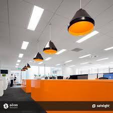 amazing orange offices