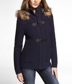 Women's Toggle Coats Fall/ Winter 2012 Collection
