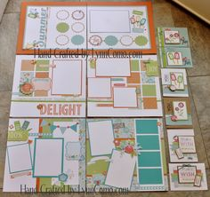 Blossom Kit of the Month can create cards and/or layouts are beautiful for the summer season! You can learn more here: http://lynncomo.com/5…/blossom-a-versatile-kit-of-the-month/