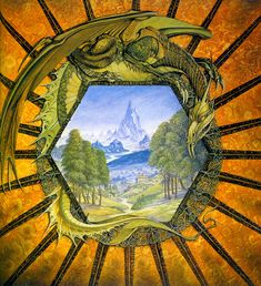 Linda and Roger Garland - Middle-Earth