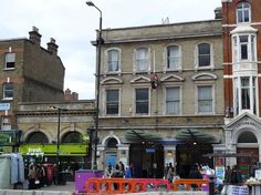whitechapel tube station