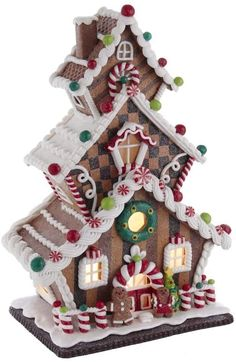 Christmas Gingerbread House, Gingerbread Cookies, Gingerbread Houses, Christmas Angels, Christmas Crafts, Christmas Ideas, Cookie House, Glitter Houses, Christmas Villages