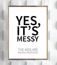 YES, IT'S MESSYPoster is printed on 200 gr paper.Frame not included.