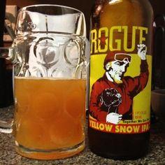 Rogue - Yellow Snow IPA