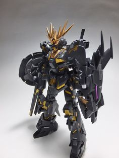 GUNDAM GUY: 1/144 Unicorn Gundam 02 Banshee EW - Customized Build