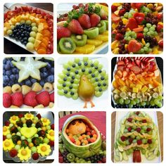 Fruit Tray Design...