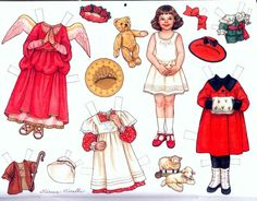 Misc. Paperdolls - Kathy Pack - Picasa Web Albums