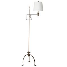 Wrought Iron Floor Lamps Stunning Wrought Iron Floor Lamps Antique  The Best Image Search  Imagemag Inspiration