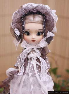 my mom's new doll | Flickr - Photo Sharing!