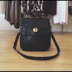 Vintage Ak Leather Bag