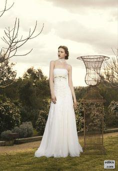 edikis.com/blog | Inmaculada Garcia 2014 – Wedding Dress – Gelinlik