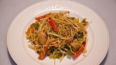 Kipfilet op Aziatische wijze - recept | 24Kitchen
