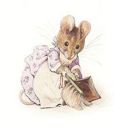 Grethilde: Beatrix Potter